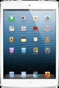 Ipad mini £19.99 a month with three. Special offer. 5gb data on 24 month contract