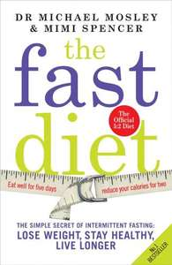 The Fast Diet - Official 5:2 Diet - £2.95 @ Amazon