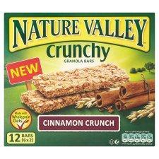 Nature Valley Granola Bars (10 varieties) - Half Price - £1.19 @ Tesco