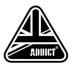 Addict Clothing 70% off everything