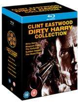 Dirty Harry Collection [Blu-ray] £11.39 @ DVD Source