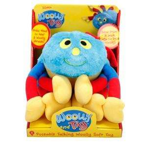 Woolly and Tig Poseable Talking Spider £15 @ Tesco Direct or £5 with Clubcard Boost