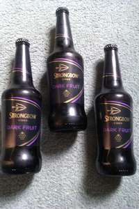 Strongbow Dark Fruit. 500ml bottle. £1 at Tesco