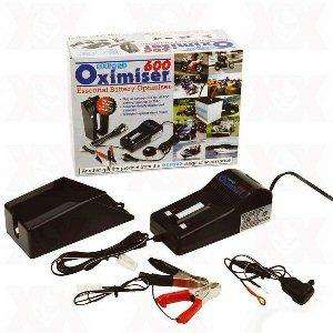 Oxford Oximiser 600 12V Motorcycle Battery Charger was £29.99 now £14.99+£3.99pp@2WHEELJUNKIE