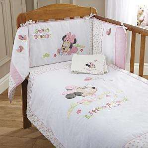 3 piece minnie mouse cot bedding set £24 @ ASDA Instore