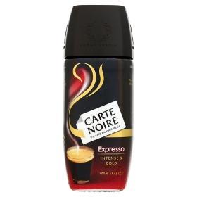 Carte Noire Coffee Espresso 100g £2 @ Sainsbury's