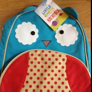 Owl backpack in home bargains £2.99