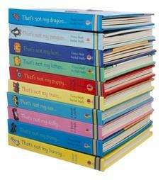 That's Not My... 10 Book Bundle only £9.99 with free delivery to local store at WH Smith