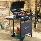 Grillman 1 Gas Barbecue   - Robert Dyas - £49.99
