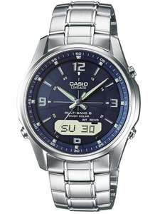 Casio LCW-M100DSE-2AER Solar & 6 Band Radio Gents Watch £89.91 (previously £179) with 20% off fashion code @ Amazon.co.uk