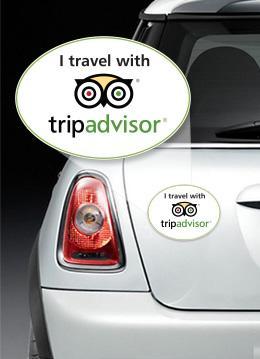 Free Tripadvisor Car Magnet @Tripadvisor
