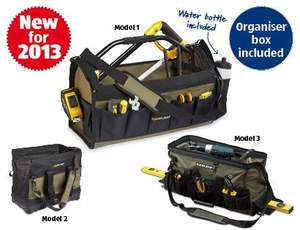 Tool bags / totes @ Aldi £16.99 - from 15/08/13