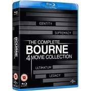 Blu-Ray box sets deal Back To The Future Trilogy: Digipack Box Set /The Complete Bourne Movie Collection Box Set / Jurassic Park Trilogy - £8.99 each @ Play via speedyhen