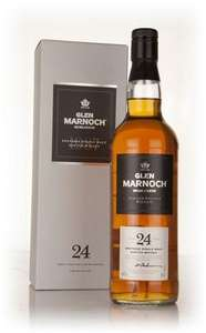 Aldi: Glen Marnoch 24yr Single Malt Whisky @ £29.99