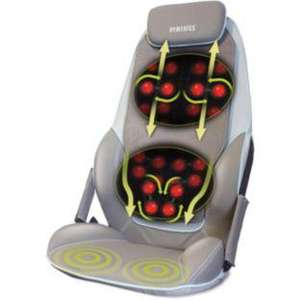 New HoMedics Max Shiatsu Massaging Chair CBS-1000 £135.99/ £115.99(with saturday's Daily Telegraph voucher) @ Argos