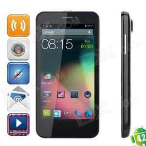 """Quad Core Phone £98 Delivered! Droid 4.2 1GB Ram 12mp Camera 4.5"""" HD Screen  @ DealExtreme"""