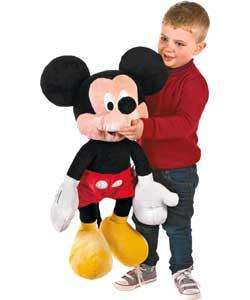 "24"" Mickey Mouse Plush £14.99 reserve and collect down from £39.99 @Argos (Mini Mouse also available)"