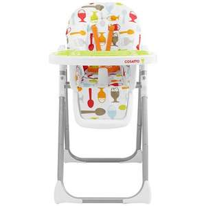 Cosatto Noodle Highchair, Dippi Egg £40 @ John Lewis