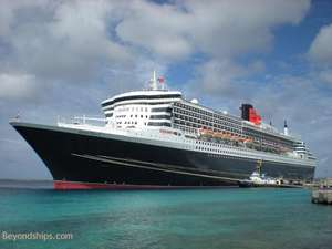 2 night cruise on Cunard QM2 - November 4th 2013 from £99.00 @ cruise1st