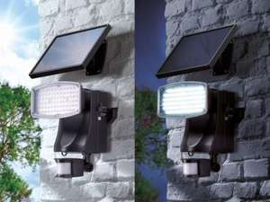 LED SOLAR SPOTLIGHT £29.99 @ Lidl