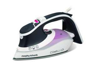Morphy Richards iron was £69.99 now £30.99 Sainsburys