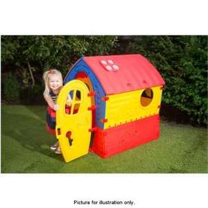 Playhouse for  £29.99 (was £49.99) @ B&M