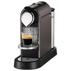 Krups Nespresso Citiz Titanium Coffee Machine £99.99 @ Home And Cook UPDATED!!!