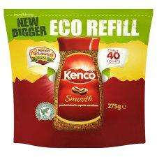 Kenco Smooth - Big 275g Eco Refill Pack - £3.99 at Tesco