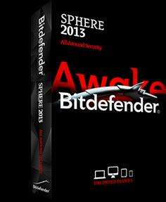 Bitdefender Sphere 2013: 1 Year Unlimited Devices - £23 + 3.29 delivery @ Amazon Warehouse - £26.29