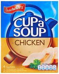 Bachelors Cup a Soup Only 50p @ Lidl