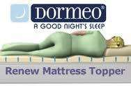 Dormeo 2+12 memory foam double mattress £299.85 @ Dormeo