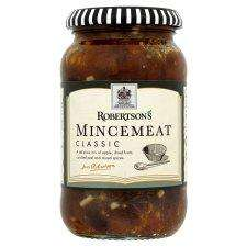 Robertsons Traditional Mincemeat (Classic) 411g Jar only 20p @ Tesco