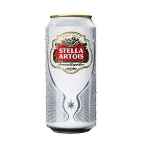 Stella Artois 15 x 440ml cans £10.99 from 26th August @ Nisa