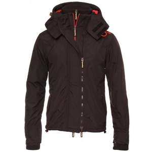 Superdry Windcheaters reduced £32.50 at Ark clothing with free delivery