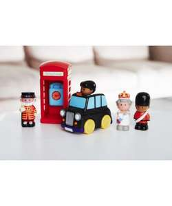 Happyland great britain play set £7.50 @ Mothercare online and instore