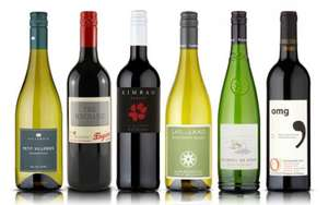 6 bottles of wine free @ Naked Wines just pay £4.99 postage