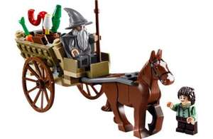 LEGO Lord of the Rings 9469 Gandalf Arrives £5.99 at Argos - half price!