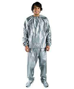 Everlast Men's and women's Sauna Suit to aid with weight loss - £4.99 @ Argos better than half price