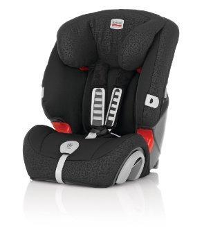 Britax Evolva Plus 1/2/3 Car Seat £63.30 RRP £159 @ Amazon