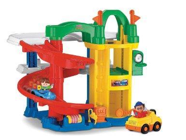 Fisher-Price Little People Racin' Ramps Garage Playset £13.75 @ Kiddicare