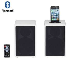SANDSTROMSBTD3012 iPod & iPhone Speaker Dock - White £24.97 R/C @ Currys