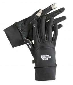 Men's North Face eTip Gloves (Black) - £13.50 (delivered)