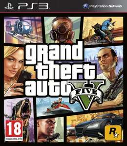 GTA V £34.99 on PS3/Xbox 360 with free release date delivery + Atomic Blimp DLC @ Amazon.co.uk