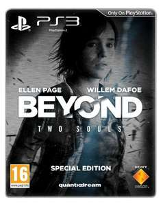 Beyond: Two Souls Special Edition £32.99 @Amazon