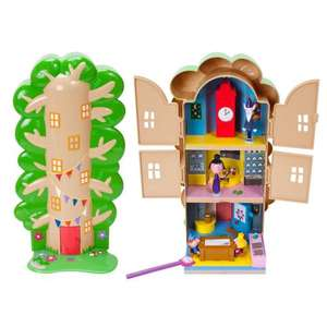 Ben and Holly's Little Kingdom Magical Elf Tree Playset £12.99 @ Amazon