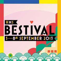 Bestival tickets inc. booking fees - Students £190  |  Adults £200