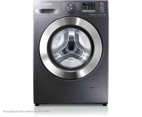 Samsung Ecobubble WF70F5E2W2X Washing Machine Freestanding Inox / Chrome possibly £336 - £386 upfront @ Appliance Online
