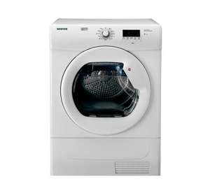 HOOVER DYC893B Condenser Tumble Dryer - White £299.99 @ Currys