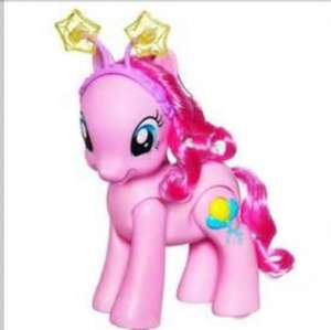 My little pony walking talking pinkie pie!! Only £13.00 @amazon.