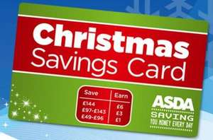 9.5% off your shopping bill at Asda in November - need Asda credit card